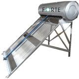 Tipo calefator do rolamento da pressão de água solar da câmara de ar de vácuo