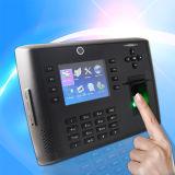 Multi-Media посещаемость времени фингерпринта и контроль допуска (TFT700)