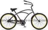 Mens-Strand-Kreuzer-Fahrrad/erwachsenes Strand-Kreuzer-Fahrrad/Standardstrand-Kreuzer-Zerhacker-Fahrrad
