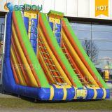 Il gigante popolare gioca la parete rampicante gonfiabile della scaletta dei giochi gonfiabili di sport