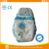 Pannolini ultra delicatamente asciutti del bambino con la memoria blu di Adl (dB. BD501)