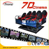 Digitahi 5D 6D 7D Cinema Control System in Theater con il sistema di gestione di Centralized