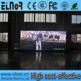 Panneau polychrome d'intérieur de l'utilisation P4 DEL pour la publicité