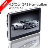""""""" навигация GPS автомобиля 4.3 с картой C.P.U. Igo Navitel коркы A7 рукоятки"""