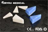 Le management liquide d'appareils médicaux chirurgicaux ophtalmiques hémostatiques oto-rhino remplaçables neufs médicaux d'éponge de Foryou ophtalmique drapent