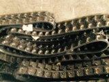 Trilhas de borracha da máquina escavadora para o PC 02-1A (150*72*33)