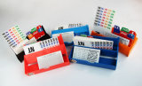 La plastica sostituisce le schede per il ponticello di contratto ed il ponticello del duplicato