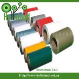 Feuille d'aluminium recouvert de couleur PE & PVDF (ALC1115)