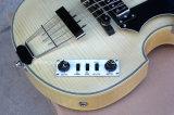 Гитара нот/Bb-2 полая 4-String Hanhai электрическая басовая