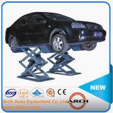 Élévateur automatique de véhicule de plate-forme de levage de plein d'élévation levage de ciseaux
