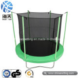 8ft Simplified Trampoline con Safety Net