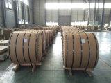 Bobine en aluminium d'enduit de couleur de la fibre de bois PVDF
