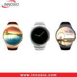 Ios Android를 위한 최고 Quality Heart Rate Bluetooth Round Smart Watch