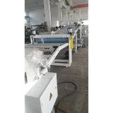 Línea sólida de la protuberancia de la placa del PVC de la fuente
