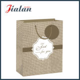 Новый сплетенный подарка покупкы бумаги с покрытием конструкции мешок ежедневного бумажный