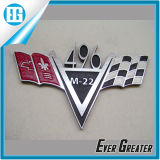 カスタマイズされた3m Zinc Alloy Badges Metal Badge
