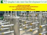 ルークの真空は真空装置の真空の液化天然ガスポンプをよく導管で送る
