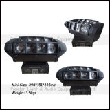 Adj Moving Head 8X10W 4in1 Mini Spider Moving Head Light