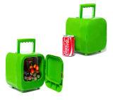 Mini réfrigérateur de véhicule avec DC12V, 3 litres pour se refroidir et fonction de chauffage