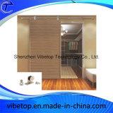 Piezas de metal de madera vendedoras calientes de la puerta deslizante del granero (BDH-05)