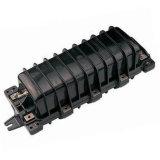 Encierro común óptico en línea de fibra de 144 memorias