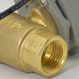 Шариковый клапан воды электрического силового привода дороги Tonhe 2 латунный