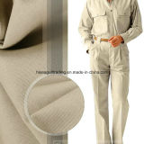 Garn: 21sx21s Weight: 190-200G/M2 Cotton Twill Garment Fabric