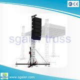 6m Speaker Truss com capacidade de carga 500kgs para Line Array