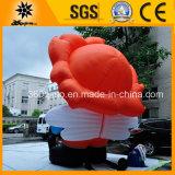 Mascotte van de Brand van de douane de Grote Opblaasbare (BMCD50)