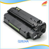 Cartucho de toner Remanufactured para HP Q2624A Q2624X
