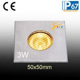 Mini LED Underground Luz con LED Solar (JP820211)