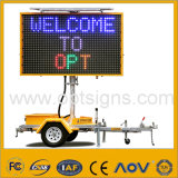 Reboque variável do sinal da mensagem do indicador dos Vms do controlo de tráfico da alta qualidade
