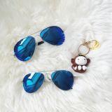 Monocle de 2016 de mode lunettes de lunettes de soleil polarisé par miroir pour l'homme/femme/gosse pour la combinaison