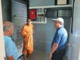 Debe calificar ISO9001 la fábrica estándar onda de seno pura el inversor solar híbrido 5kVA