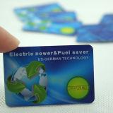 Energie - besparingsKaart, de Kaart van de Brandstofbesparing van de Elektriciteit, sparen maximaal 30% op de Kaart van de Spaarder van de Rekening