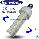 360 уличный свет шарика мозоли Twistable 25W СИД степени/освещение/светильник
