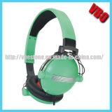 Novela ordenador, auriculares con micrófono desmontable (VB-9313M)