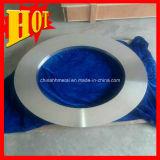 Anelli di titanio puri di uso industriale di prezzi