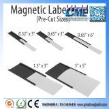 Support d'étiquette magnétique de bande magnétique de profil de C