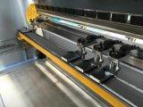 We67k het Hydraulische CNC Metaal die van het Blad de Buigmachine van de Plaat van de Rem van de Pers van de Machine met DA-52s Systeem vouwen
