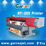 Garros in Groot Formaat 3200mm van de Voorraad 10FT Machine van de Printer van het Behang van Eco de Oplosbare 3D