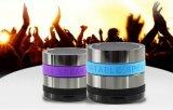 Nuevo altavoz barato promocional de Bluetooth del diseño mini para la muestra libre