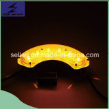 반점 가벼운 알루미늄 LED 물결 모양 램프