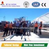 2016 Hete Verkoop in het Maken van de Baksteen van het Cement van Afrika Nieuwe Holle Rode Machine
