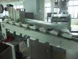 Máquina de empacotamento semiautomática da cadeia de pessoas (HFT-3220B)