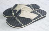 Тапочка Flop Flip людей с планками ткани и подошвой ЕВА (RF16231)