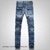 卸し売り方法衣服の人の洗浄伸張のジーンズはズボンを細くする