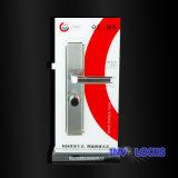 Identificación electrónica MIFARE Cilindro de bloqueo de la cerradura mecánica del cilindro Promoción de embutir