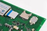 '' module de l'affichage à cristaux liquides 7 avec l'écran tactile résistif pour les dispositifs industriels