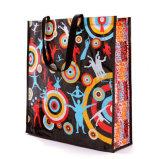 Sacchetto di Tote d'acquisto non tessuto caldo di vendita 2016 (LJ-NWB17)